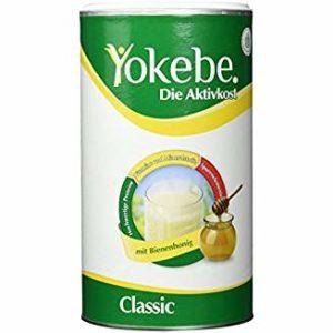 yokebe diaet shake test