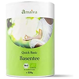 basischer tee produkt